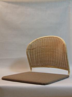パイプ座椅子(丸)